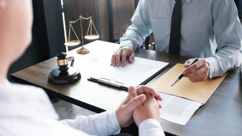 Dallas Personal Injury Attorney Prepping Their Client For Litigation